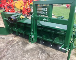 New Equipment - Bannister Tractor