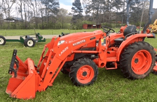 Kubota L3901 - Bannister Tractor